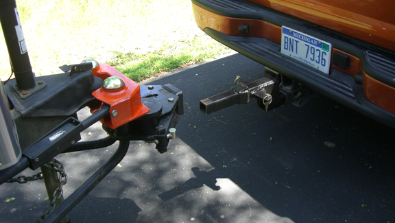 sway hitch hook up Prevents sway in any weather back up without disconnecting easy to use, no pins or clips.