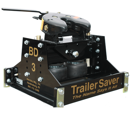 BD3 Air Ride 5th Wheel Hitch